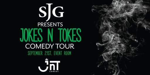 Jokes N Tokes - Comedy Tour
