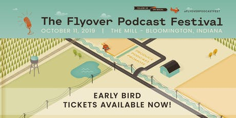 The Flyover Podcast Festival tickets