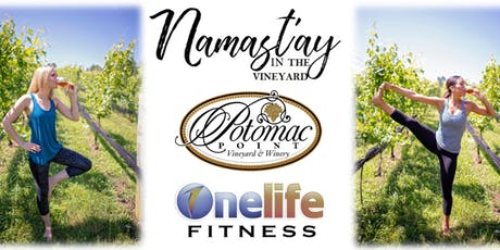 Namast'ay in the Vineyard tickets