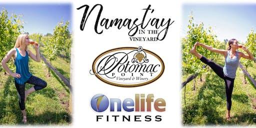 Namast'ay in the Vineyard