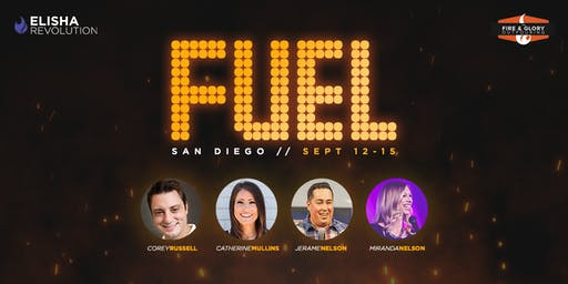 Fuel Conference in San Diego, CA