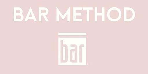 Sunday Sweat with The Bar Method