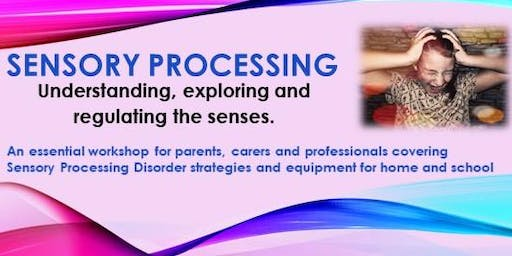 Sensory Processing: Understanding, exploring and regulating the senses