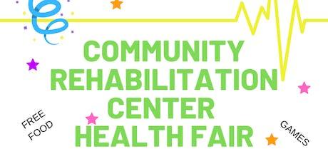 CRC Health Fair tickets