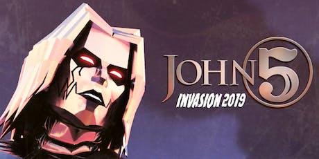 John 5 tickets
