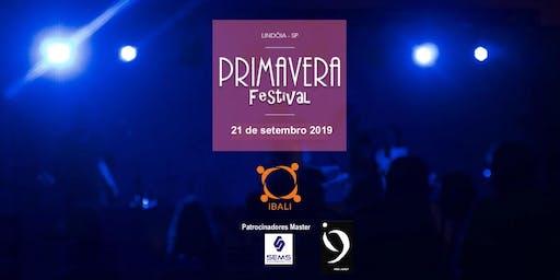 Primavera Festival 2019