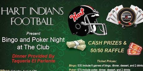 Poker/Bingo Night tickets