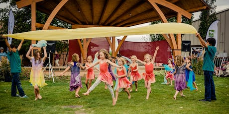 Youth Dance Workshop at the Greater Yellowstone Crane Festival-2019 tickets