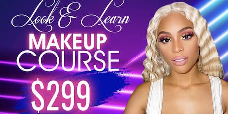BeautyAmazon Look and Learn Class tickets