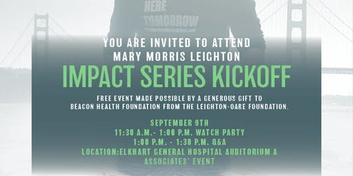 Mary Morris Leighton Impact Series Kickoff for EGH Associates