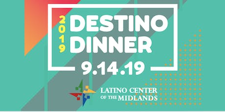 Destino Dinner 2019 tickets