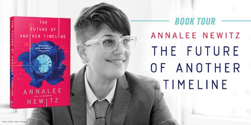 Annalee Newitz reads from The Future of Another Timeline