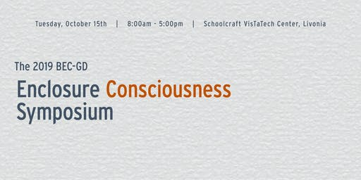 BEC-GD Enclosure Consciousness 2019