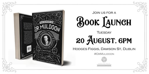 Book Launch - The Murder of Dr Muldoon