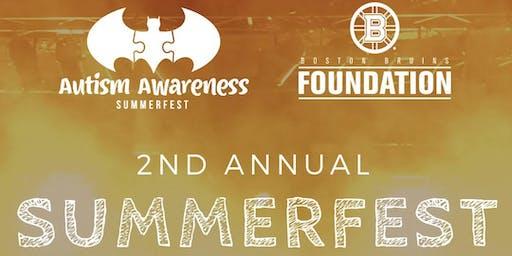 Autism Awareness Summerfest