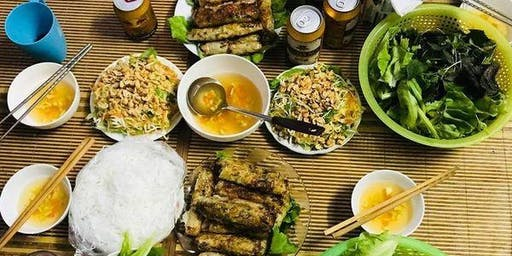 Cooking Workshop & Language Exchange in Hanoi