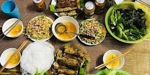 Cooking Workshop & Language Exchange in Hanoi