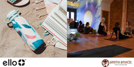 Yoga Class  -  Get a Free Ello Bottle and Support Clean Water! tickets