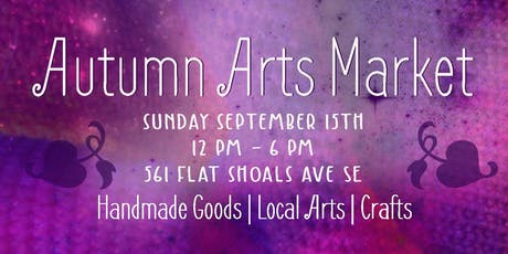 Autumn Arts Market tickets