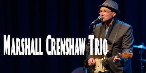 **Postponed** Marshall Crenshaw Trio at The Stanhope House