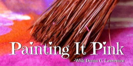 THE OFFICIAL PAINTING IT PINK AFFAIR tickets