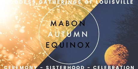 MABON - AUTUMN EQUINOX GATHERING tickets