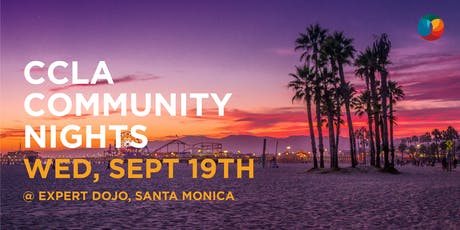 Conscious Capitalism LA - Community Night @ Expert Dojo tickets