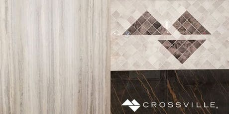 ART TILE Designer Event Series with CROSSVILLE Tile tickets