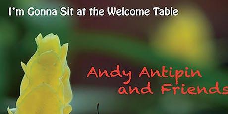Andy Antipin & Friends Album Release Concert tickets