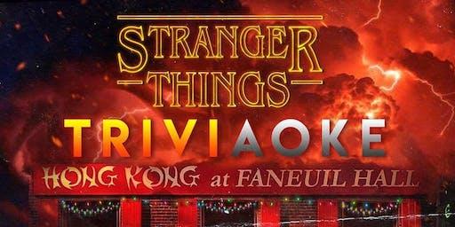 Stranger Things Triviaoke (Trivia + Karaoke)