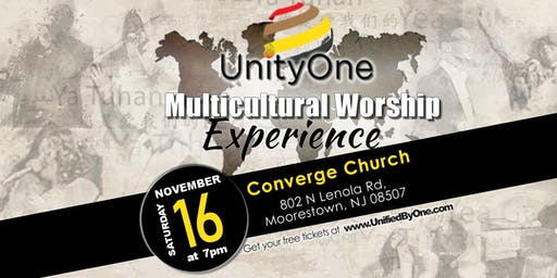 UnityOne Multicultural Worship Experience