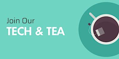 Tech & Tea: Show & Tell logo