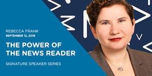 September Signature Speaker Series - The Power of the...