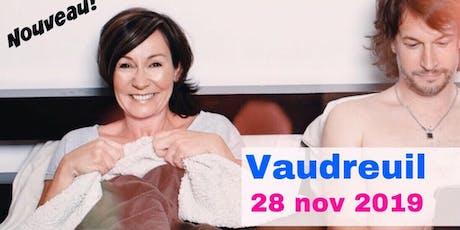 Vaudreuil 28 novembre 2019 Le couple  billets