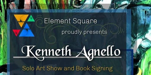 Kenneth Agnellp's Closing Reception