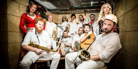 Lemon Bucket Orkestra tickets