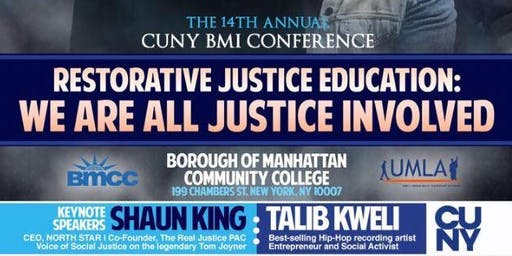 The 14th Annual CUNY BMI Conference