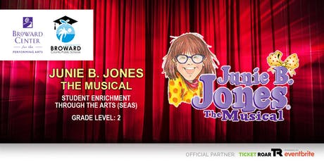 Junie B. Jones tickets