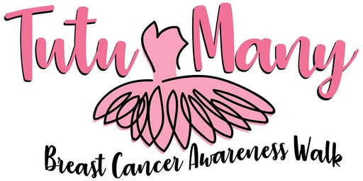 Tutu Many Breast Cancer Awareness Walk 2019