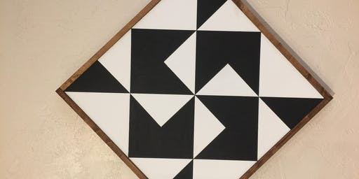 September 12th Day Event Outdoor Barn Quilt