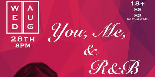 You, Me, & R&B: #RnBBasementParty