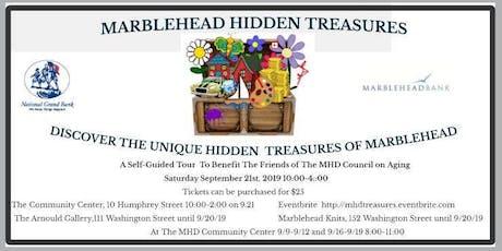 Marblehead HIdden Treasures Tour tickets
