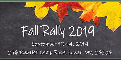 Fall Rally 2019 tickets
