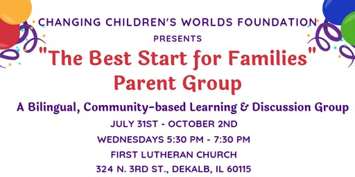 """The Best Start"" Parent Group"