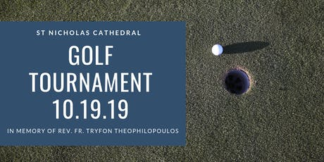 St Nicholas Golf Tounrnament tickets