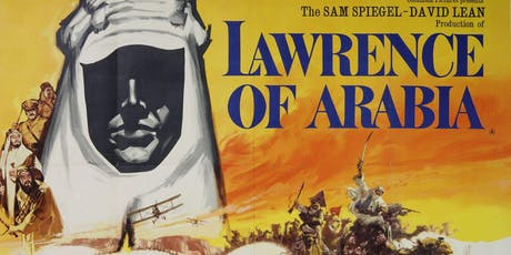 OI Screening: Lawrence of Arabia tickets