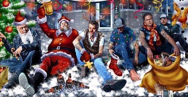 Lil Ron Ron Christmas.Minglewood Hall Lucero Family Christmas Tickets