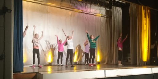 Jazz and Tap Dance (2nd - 6th class)