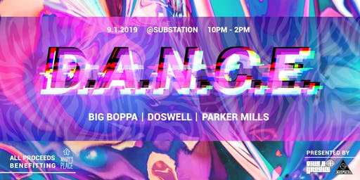 D.A.N.C.E. - A Pre-Labor Day Dance Party Benefitting Mary's Place
