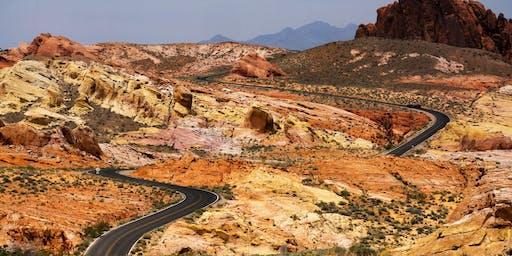 Club EagleRider Presents: Valley of Fire with EagleRider Las Vegas
